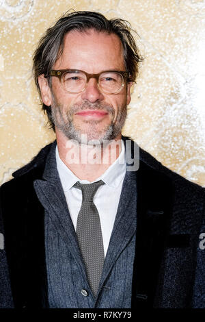 London, UK. 10th Dec 2018. Guy Pearce at Mary Queen Of Scots European Premiere on Monday 10 December 2018 held at Cineworld Leicester Square, London. Pictured: Guy Pearce. Credit: Julie Edwards/Alamy Live News - Stock Image