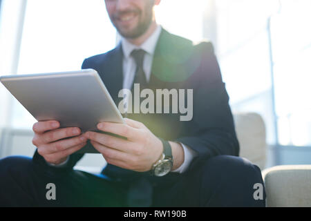 Employee networking - Stock Image