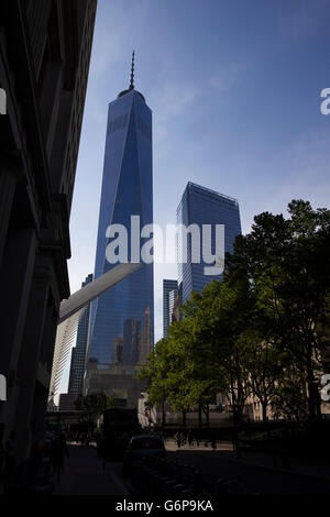 World Trade Center, New York. - Stock Image