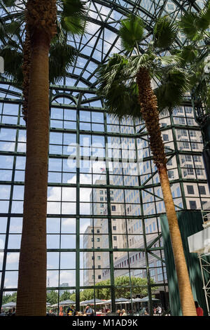 Three World Financial Center New York City - Stock Image