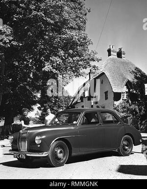 1953 MG Magnette ZA - Stock Image