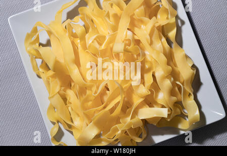 Italy Umbria Penchi pasta - Stock Image