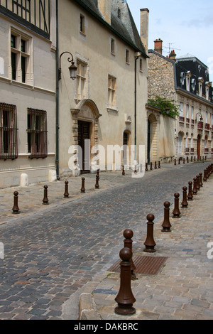 The Vergeur Museum, Rue du Marc, Reims, Marne, Champagne-Ardennes, France. - Stock Image