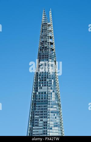 The Shard, London, UK - Stock Image
