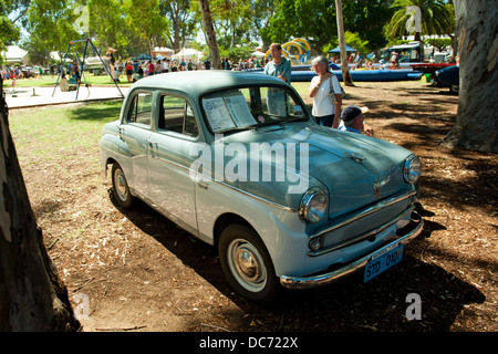 1957 Standard Super 10 motor car, Australian release. - Stock Image