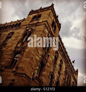 Palacio de Correos in Mexico City - Stock Image