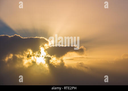 Mousehole, Cornwall, UK. 1st March 2019. UK Weather. Mild and sunny start to the day at Mousehole in the far south west of Cornwall. Credit: Simon Maycock/Alamy Live News - Stock Image