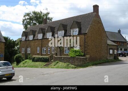 Anvil House, Hook Norton - Stock Image