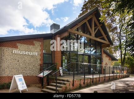 Arundel Museum - Stock Image