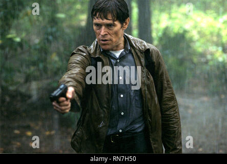 THE CLEARING, WILLEM DAFOE, 2004 - Stock Image