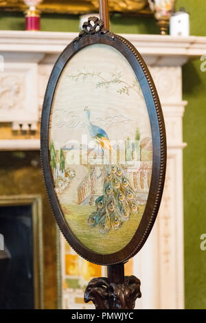 Liverpool Mossley Hill Victorian home Sudley House built 1821 completed George Holt now museum original art collection - Stock Image