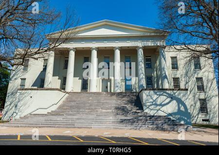 Old Morrison on the Transylvania University campus - Stock Image