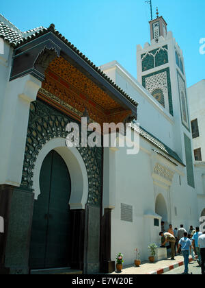 The Great Mosque of Tangier - Stock Image