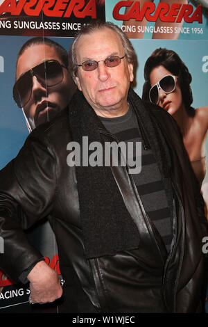 New York, USA. 13 March, 2009. Actor, Danny Aiello at the launch of Carrera Vintage Sunglasses at Angel Orensanz Foundation. Credit: Steve Mack/Alamy - Stock Image