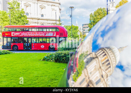 St Paul's Cathedral, London. - Stock Image