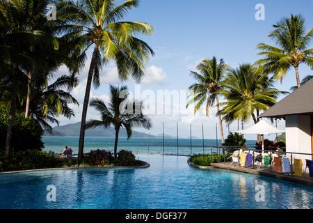 Hamilton Island Resort - Stock Image