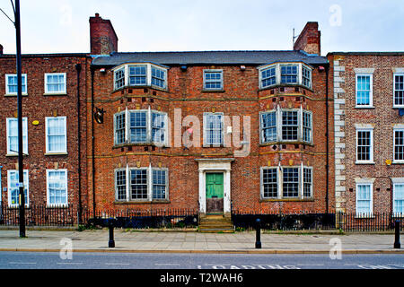 Bojangles former wine bar, Church Road, Stockton on Tees, Cleveland, England - Stock Image