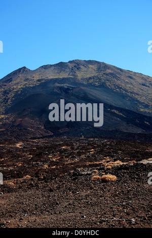 Mount Teide, Tenerife, Canary Islands. - Stock Image