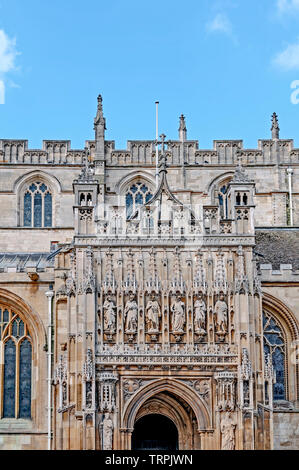Gloucester Cathedral - Stock Image
