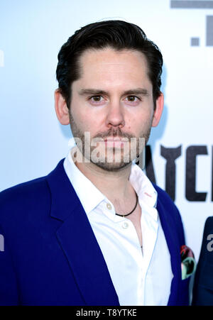 Martin Delaney attending the Catch-22 UK Premiere, held at VUE Cinema Westfield, London. - Stock Image