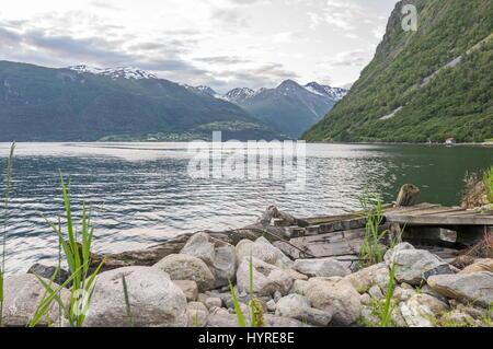 Norddal - Stock Image