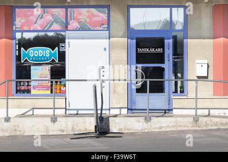 Sweet business - Stock Image