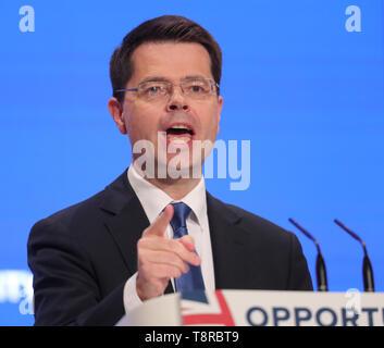 JAMES BROKENSHIRE MP, 2018 - Stock Image