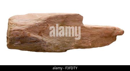 Slate - metamorphic rock - Stock Image