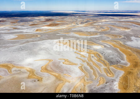 Lake Moore in Western Australia - Stock Image
