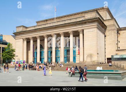 Sheffield City hall Sheffield South Yorkshire England uk gb Europe - Stock Image
