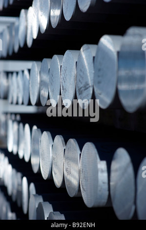 Aluminum - Stock Image