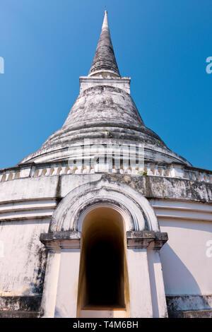 Phra That Chom Phet, Phra Nakhon Khiri Historical Park, Phetchaburi, Thailand - Stock Image