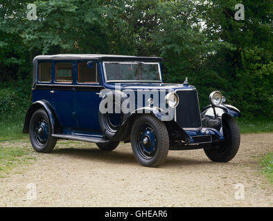 1930  Armstrong Siddeley Short 20 Cabriolet - Stock Image