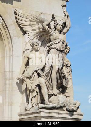 Opéra Garnier, Paris - Stock Image