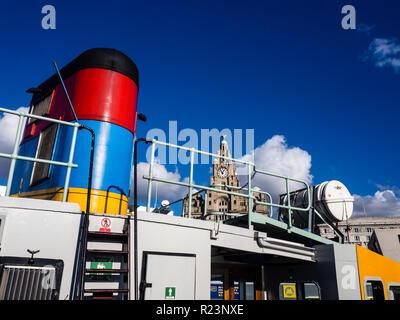 The MV Snowdrop - Stock Image