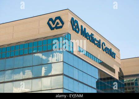 VA (Veterans Administration) Medical Center - Salt Lake City - Utah - Stock Image