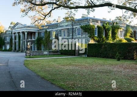 Mount Stewart House near Newtownards, County Down, N.Ireland - Stock Image