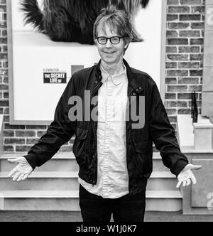 Los Angeles, CA - June 02, 2019: Dana Carvey attends the Premiere Of Universal Pictures' 'The Secret Life Of Pets 2' held at Regency Village Theatre - Stock Image