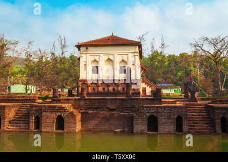 Safa Shahouri Masjid is a mosque located at Ponda city in Goa state of India - Stock Image