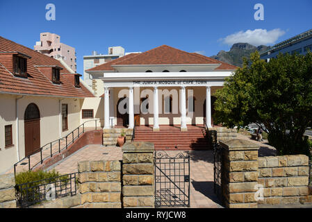Jumu'a Mosque of Cape Town, South Africa. - Stock Image