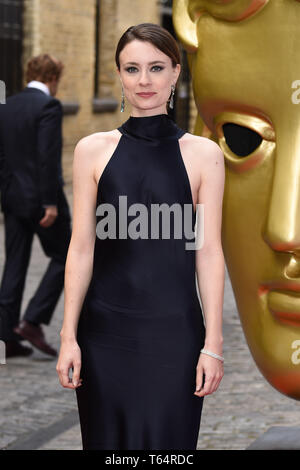 LONDON, UK. April 28, 2019: Jennifer Kirby at the BAFTA Craft Awards 2019, The Brewery, London. Picture: Steve Vas/Featureflash - Stock Image