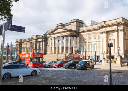 Central Library - Stock Image