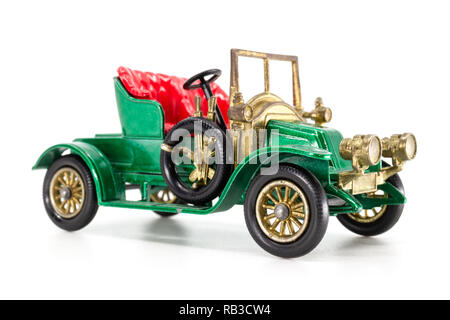 Matchbox Models of Yesteryear Y-2 Renault Two-Seater 1911 - Stock Image