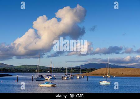 Abersoch Llyn Peninsular Gwynedd Wales - Stock Image
