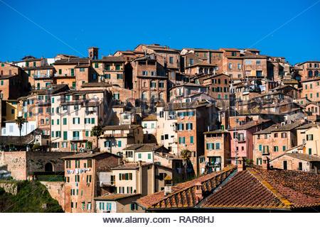 Siena, Tuscany - Stock Image