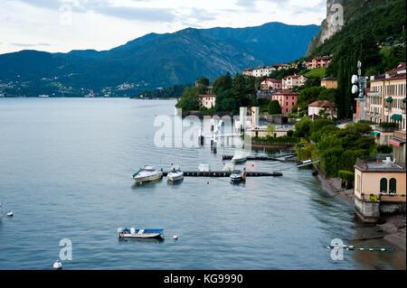 Menaggio pearl of Como's lake - Stock Image