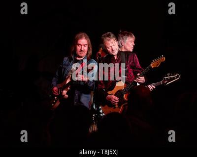 `Martin Turner ex Wishbone Ash - Stock Image