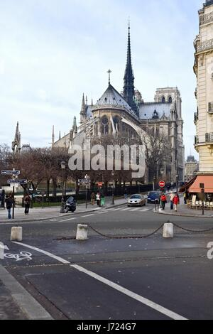 tower city town cathedral france catholicism blue tower inside religion church - Stock Image