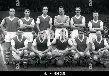 Soccer - League Division One - Ipswich Town - Championship Winning Team Photocall - Stock Image
