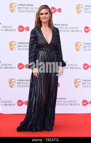 LONDON, UK. May 12, 2019: Julia Stiles arriving for the BAFTA TV Awards 2019 at the Royal Festival Hall, London. Picture: Steve Vas/Featureflash - Stock Image